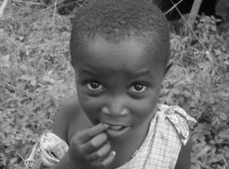 African children's feeding program